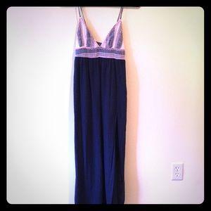 Rip Curl cotton Maxi Dress S/10